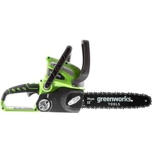 Аккумуляторная пила GreenWorks G40CS30K3 (20117UE)