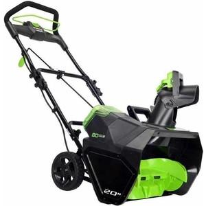 цена на Снегоуборщик аккумуляторный GreenWorks 80V (2600107)