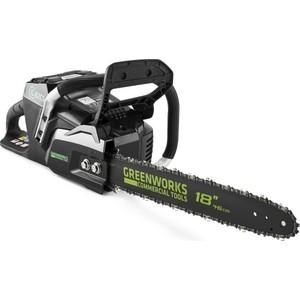 Аккумуляторная пила GreenWorks GC82CSK5 (2001607UB) пила greenworks gcs1840 20027