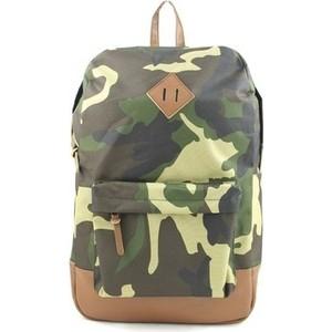 Рюкзак №1 School молодежный миллитари, кож.зам. 520667