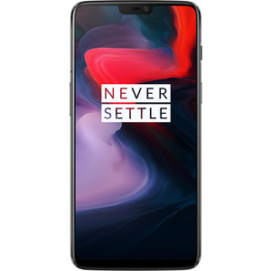 Смартфон OnePlus 6 6/64Gb Mirror Black phone oneplus two