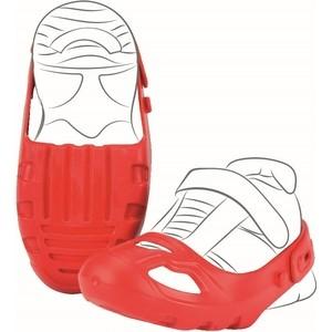 Защита для обуви BIG Защита для обуви, красная, р.21-27 (56449) защита 8 7202060 обуви winter neoprene xl размер 45 46 черная author