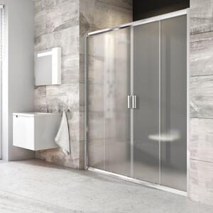 Душевая дверь Ravak Blix BLDP4 150 прозрачная, сатин (0YVP0U00Z1)