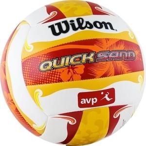 Мяч волейбольный Wilson AVP Quicksand Aloha WTH489097XB р. 5