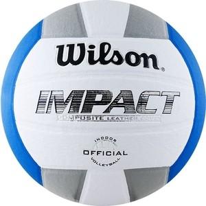 Мяч волейбольный Wilson Impact WTH4001B р. 5 цена