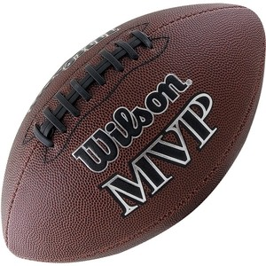 Мяч для регби Wilson NFL MVP Official WTF1411XB