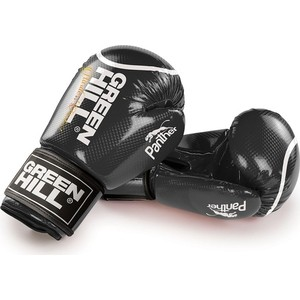 Перчатки боксерские GREEN HILL PANTHER BGP-2098-10-BK