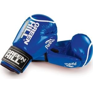 Перчатки боксерские GREEN HILL PANTHER BGP-2098-10-BL