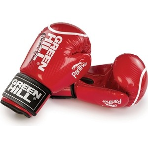 Перчатки боксерские GREEN HILL PANTHER BGP-2098-12-RD цена