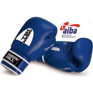 Перчатки боксерские GREEN HILL SUPER STAR BGS-1213a-10-BL