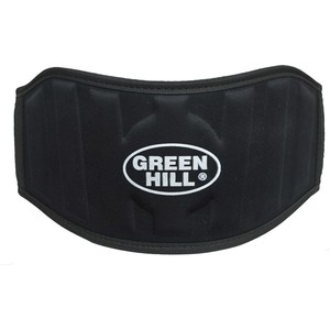 Пояс GREEN HILL тяжелоатлетический WLB-6732A-XXL, р. XXL ( 120 см)
