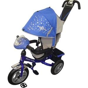 Велосипед трехколёсный Lexus Trike Racer Air (MS-0637 IC) синий