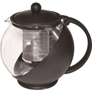 Чайник заварочный 1.3 л с фильтром Simax Exclusive From (3260/MET)