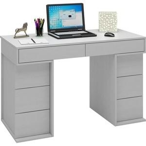 Стол письменный Мастер Антер-4 (белый) МСТ-СТА-04-БТ-16