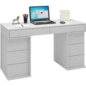 Стол письменный Мастер Антер-5 (белый) МСТ-СТА-05-БТ-16