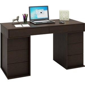 Стол письменный Мастер Антер-5 (венге) МСТ-СТА-05-ВМ-16