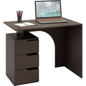 Стол письменный Мастер Нейт-1 (венге) МСТ-СТН-01-ВМ-16 цены