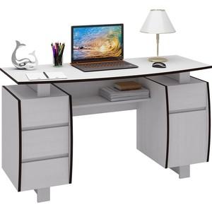 Стол письменный Мастер Экстер-9 (белый) МСТ-СТЭ-09-БТ-16