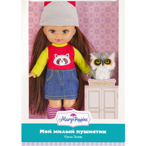 Кукла Mary Poppins Элиза Мой милый пушистик, совенок. (451234)