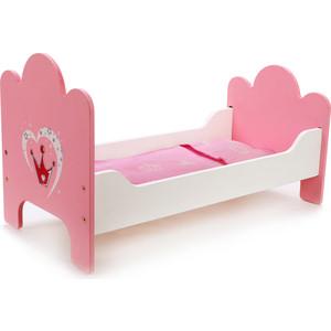 Кроватка Mary Poppins деревянная Корона (67114) цена