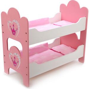 Кроватка Mary Poppins деревянная двухспальная Корона (67116)