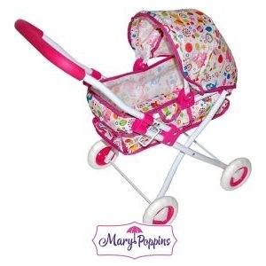 Коляска Mary Poppins люлька Фантазия (67322)