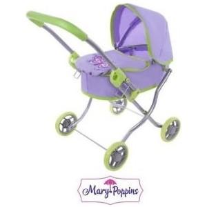 Коляска Mary Poppins люлька Бабочки (67271)