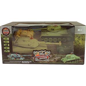 Танковый бой Пламенный мотор Т34 - Abrams M1A2 (870236) цены онлайн