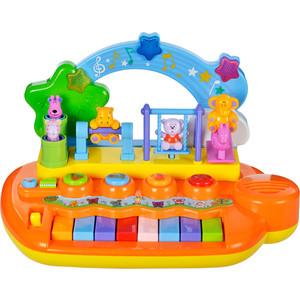 Музыкальный центр Жирафики Парк развлечений, 14 мелодий и звуков (939401) игровой центр жирафики мультистолик