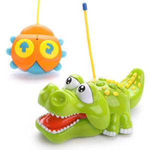 """Радиоуправляемая игрушка Жирафики """"Крокодильчик"""", 2 канала (939504)"""