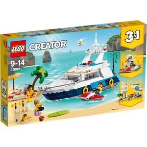 Конструктор Lego Криэйтор Морские приключения
