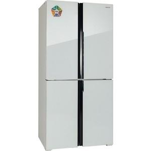 лучшая цена Холодильник Hiberg RFQ-490DX NFGW