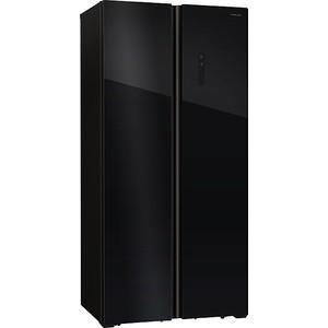 Холодильник Hiberg RFS-480D NFGB все цены