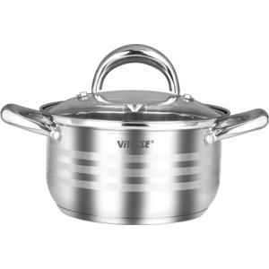 Кастрюля 2.4 л Vitesse Amara (VS-2068) цена