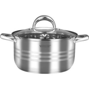 Кастрюля 5.9 л Vitesse Amara (VS-2070) цена