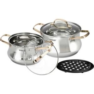 цена на Набор посуды 5 предметов Vitesse (VS-2082)