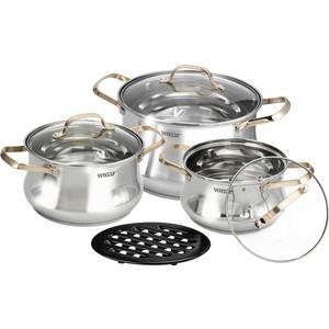 цена на Набор посуды 7 предметов Vitesse (VS-2083)