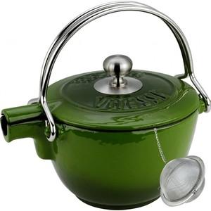 Заварочный чайник 1.15 л Vitesse (VS-2329 зеленый)