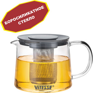 Заварочный чайник 0.6 л Vitesse (VS-4019)