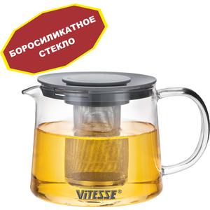 Заварочный чайник 1 л Vitesse (VS-4020)
