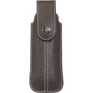 Чехол Opinel Chic brown leather (натуральная кожа, размер № 7, 8, 9)