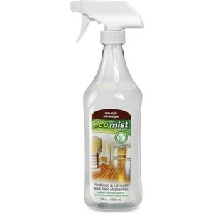 Средство для очистки поверхностей Eco Mist из древесины и ламината Hardwood & Laminate, 825 мл