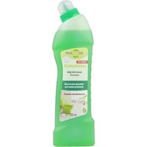 Средство для чистки унитазов и сантехники Molecola Green Juniper Зеленый можжевельник, экологичное, 750 мл