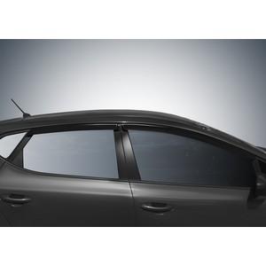 Дефлекторы окон AutoFlex для Kia Ceed хэтчбек 5-дв. (2012-н.в.), поликарбонат, 4 шт., 828101