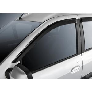 Дефлекторы окон AutoFlex для Lada Largus универсал (2012-н.в.), поликарбонат, 4 шт., 860106