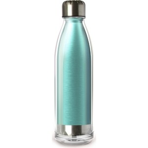 Термобутылка 0.54 л Asobu Viva La Vie (SP04 Бирюзовый) термобутылка asobu the mighty flask цвет красный 1 1 л