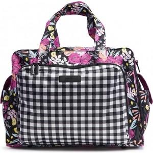 Сумочка для мамы Ju-Ju-Be Дорожная сумка Be Prepared Gingham Bloom сумка для мамы ju ju be belight sweet scarlet