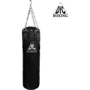 Боксерский мешок DFC HBPV2. 1 черный (100х30х30 ПВХ)