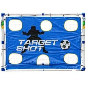 Ворота футбольные DFC 2 в 1 GOAL7180T ворота футбольные сеткаопт складные 1 8х1 2м