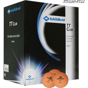 Мячики для настольного тенниса Donic 2T-CLUB - O (120 шт) цена